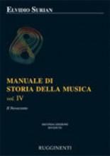 Surian, E. : Manuale di storia della musica. Vol. 4: il Novecento