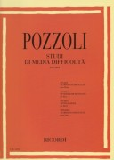 Pozzoli, Ettore : Studi di media difficoltà per Arpa