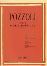 Pozzoli, E. : Studi di media difficoltà per Arpa