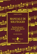 Fulgoni, M. : Manuale di Solfeggio, vol. 2