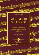 Fulgoni, Mario : Manuale di Solfeggio, vol. 2