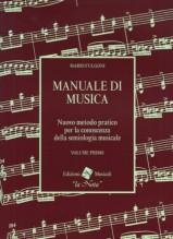 Fulgoni, M. : Manuale di Musica, vol. 1