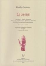 Guido d'Arezzo : Le Opere