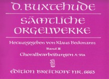 Buxtehude, D. : Complete Organ Works, vol. III