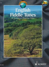 AA.VV. : The English Fiddle Tunes. 99 Traditional Pieces for Violin