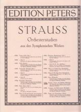 Strauss, R. : Studi orchestrali dalle composizioni sinfoniche, per Trombone