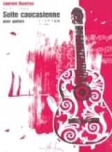 Boutros, L.  : Suite Caucasienne, pour guitare