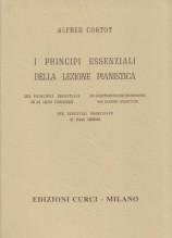 Cortot, A. : I principi essenziali della lezione pianistica