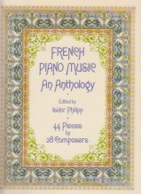 AA.VV. : French Piano Music: an Anthology