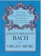 Bach, J.S. : Opere per Organo
