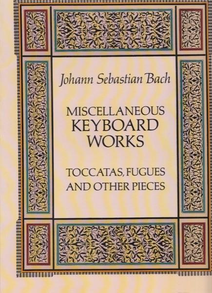 Bach, J.S. : Opere per tastiera