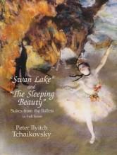 Caikovski, P.I. : Il lago dei cigni op. 20 e La bella addormentata op. 66. Suite dai balletti. Partitura