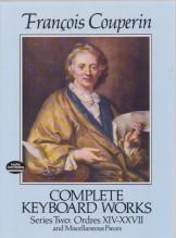 Couperin, F. : Opera completa per tastiera, Serie II: Ordres XIV-XXVII