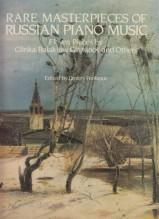 AA.VV. : Rare Russian Piano Music