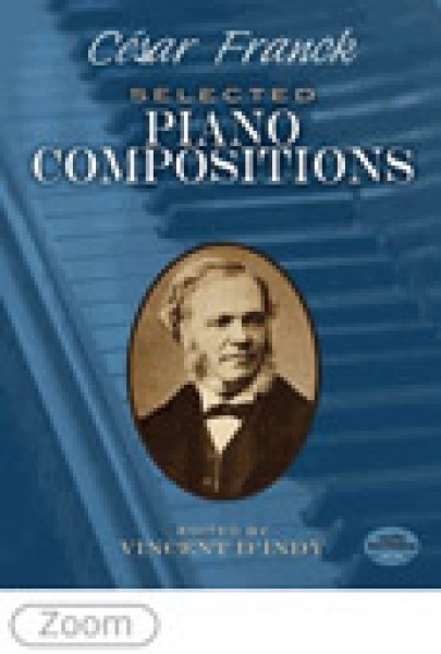 Franck, C. : Composizioni scelte per Pianoforte