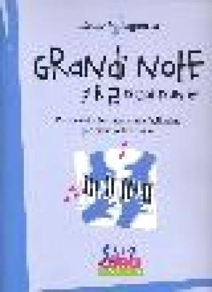 Vinciguerra, Remo : Grandi note per due piccoli pianisti. Facili trascrizioni di brani celebri