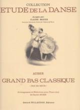 Auber, D. : Grand pas classique, pAS DE deux, pour Piano (STIRN)