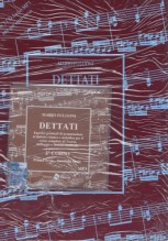 Fulgoni, M. : Dettati. Volume unico + CD 2° Corso
