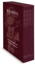 Beethoven, L. van : Die neun Symphonien. The Nine Symphonies. Le Nove Sinfonie, 9 partiture da direzione in cofanetto. Urtext