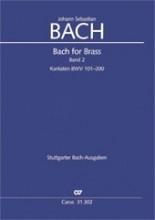 Bach, J.S. : Bach for Brass II: Kantaten BWV 101 ff.