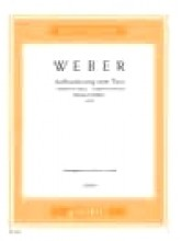 Weber, C.M. v. : Invitation to the dance op. 65, for Piano