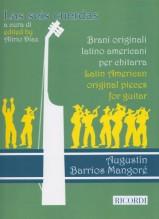 Barrios Mangoré, A.  : Brani originali latino-americani, per Chitarra