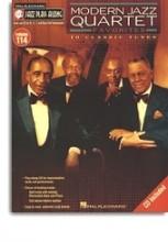 Modern Jazz Quartet : Jazz Play Along Volume 114: Modern Jazz Quartet Favorites