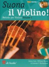 AA.VV. : Suona il Violino. Metodo per Violino, vol. I