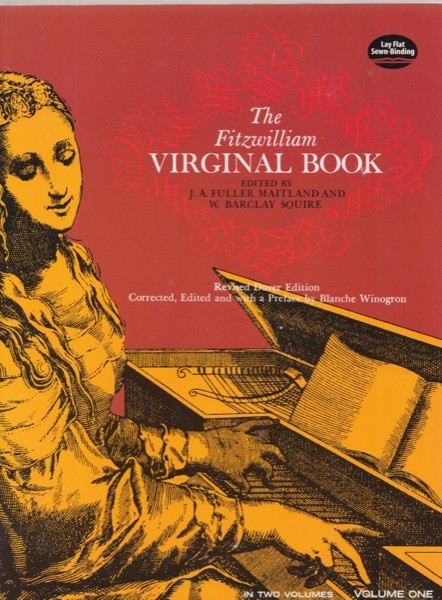AA.VV. : The Fitzwilliam Virginal Book vol. 1