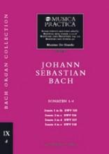 Bach, J.S. : Sonate per Organo