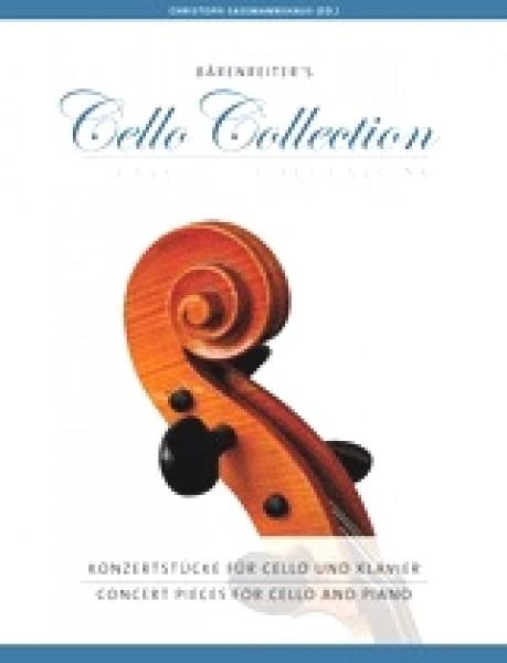 AA.VV. : Cello Collection. Concert pieces for Cello and Piano
