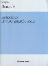 Bianchi, S. : Metodo di lettura ritmica, vol. 2