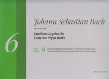 Bach, J.S. : Composizioni per Organo, vol. VI. Urtext