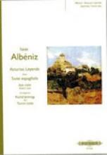Albeniz, I. : Asturias: Leyenda from Suite española, for solo Violin