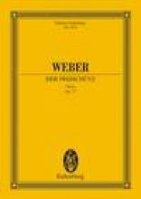 Weber, C.M. v. : Der Freischütz. Partitura tascabile