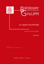 Galuppi, B. : Musica per Tastiera, vol. II