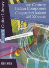 AA.VV. : Compositori italiani del XX secolo, per Chitarra