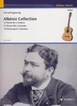 Albéniz, I. : Albeniz Collection. 10 Pezzi per 2 Chitarre (Ragossnig)