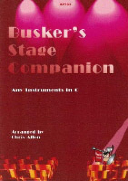 AA.VV. : Busker's Stage Companion (C book)
