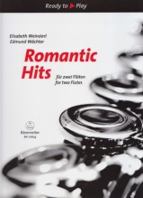 Mozart, Wolfgang Amadeus : Romantic Hits for Two Flutes