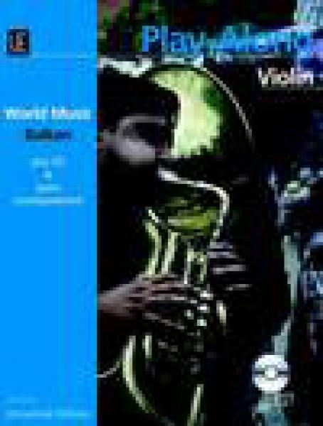 AA.VV. : Balkan Play-Along Violin and Piano. Con Cd