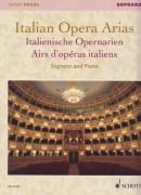 AA.VV. : Italian Opera Arias, per Soprano e Pianoforte