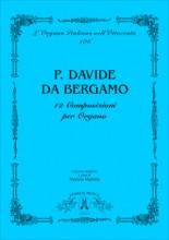 Davide da Bergamo : 12 Composizioni per Organo