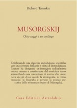 Taruskin, Richard : Musorgskji. Otto saggi e un epilogo