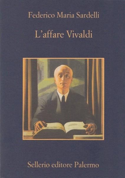 Sardelli, Federico Maria : L'affare Vivaldi