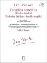 Brouwer, L. : Studi semplici, per Chitarra