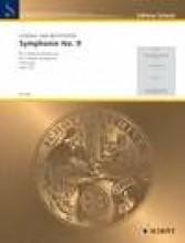 Beethoven, L. van : Sinfonia n. 9 op. 125, riduzione per 2 Pianoforti di Franz Liszt