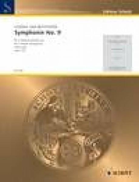 Beethoven, Ludwig van : Sinfonia n. 9 op. 125, riduzione per 2 Pianoforti di Franz Liszt