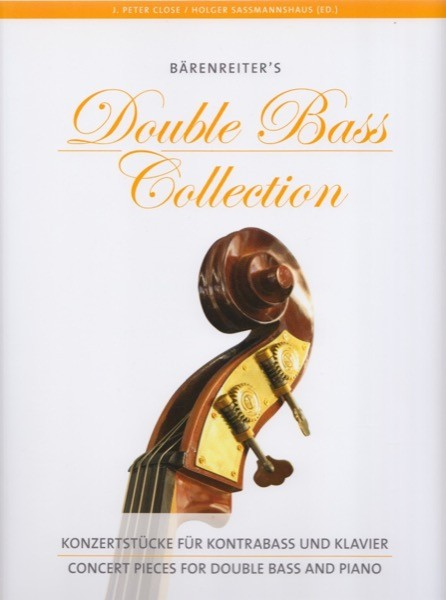 AA.VV. : Concert Pieces for Double Bass and Piano