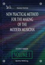 Venturi, D. : New practical method for the making of the modern musician. Nuovo metodo pratico per la formazione del musicista moderno. Versione per lo studente. 2 volumi